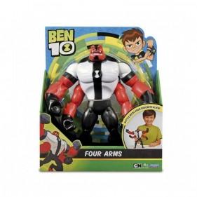 Ben Ten Personaggio 30 cm Four Arms