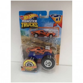 Hot Wheels Monster Trucks - Rodger Dodger