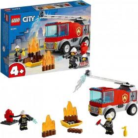 LEGO City 60280 Autopompa con scala