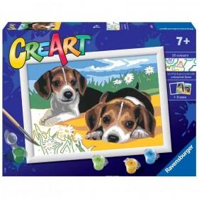 CreArt - Cuccioli Jack Russell