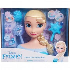Frozen Elsa Testa Deluxe