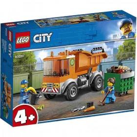 LEGO City 60220 Camion della spazzatura