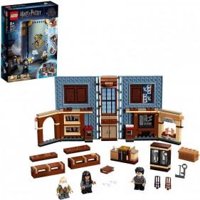 LEGO Harry Potter 76385 Lezione di incantesimi a Hogwarts
