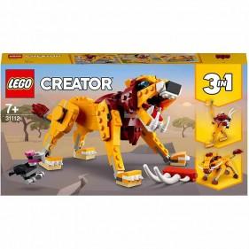 LEGO Creator 31112 Leone selvatico