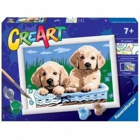 CreArt - Cani Retriever