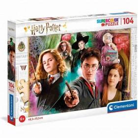 Harry Potter puzzle 104 pezzi