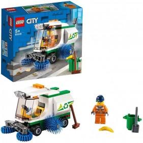 LEGO City 60249 Camioncino pulizia strade