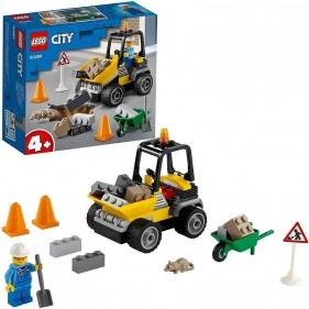 LEGO City 60284 Ruspa da cantiere