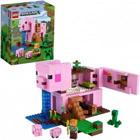 LEGO Minecraft 21170 La pig house