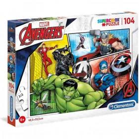 The Avengers Puzzle 104 pezzi