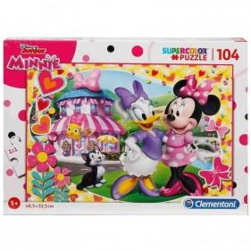 Minnie e Paperina Puzzle 104 Pezzi