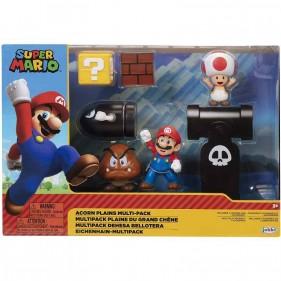 Set 4 Personaggi Super Mario World