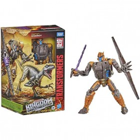 Transformers Kingdom War for Cybertron Dinobot