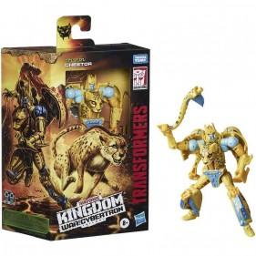 Transformers Kingdom War for Cybertron Cheetor