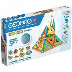 Geomag - Supercolor Panels Costruzioni Magnetiche