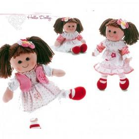 Corinne Bambola di Pezza 35 cm