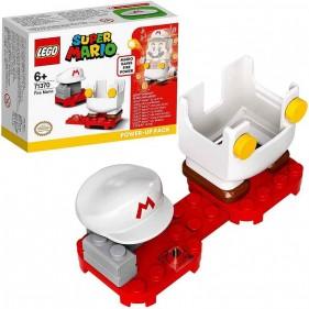 LEGO Super Mario 71370 Mario fuoco - Power Up Pack