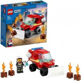 LEGO City 60279 Camion dei pompieri