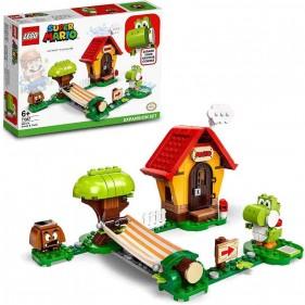 LEGO Super Mario 71367 Casa di Mario e Yoshi