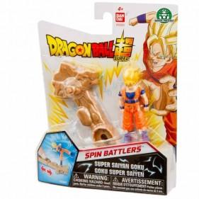 Dragonball Spin Battlers - Super Saiyan Goku