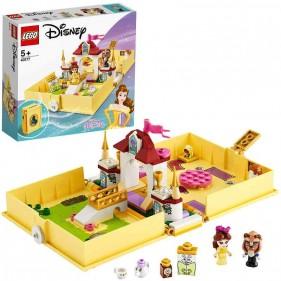 LEGO Disney 43177 Il libro delle fiabe di Belle