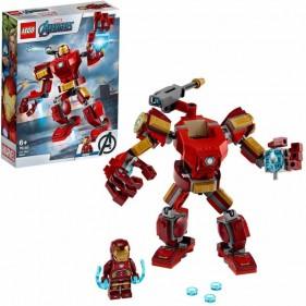 LEGO Super Heroes 76140 Mech Iron Man