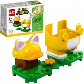 LEGO Super Mario 71372 Mario gatto - Power Up Pack