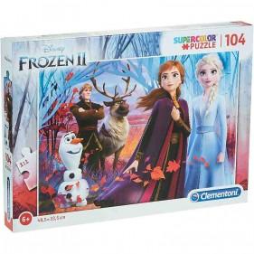 Disney Frozen 2 Puzzle 104 Pezzi