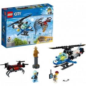 LEGO City 60207 Polizia aerea all'inseguimento del drone