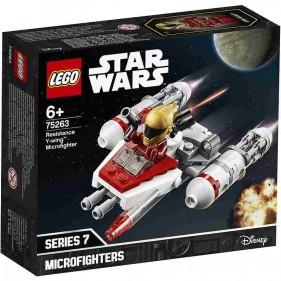 LEGO Star Wars 75263 Microfighter Y-Wing della Resistenza