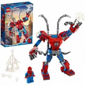 LEGO Super Heroes 76146 Mech Spider-Man