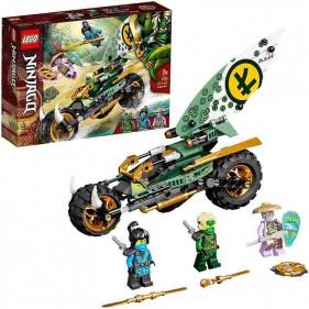 LEGO Ninjago 71745 Moto della giungla di Lloyd