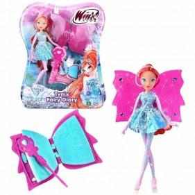 Winx Tynix Fairy Diario Segreto