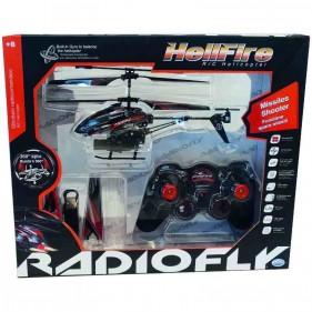 Elicottero Radiofly Hellfire