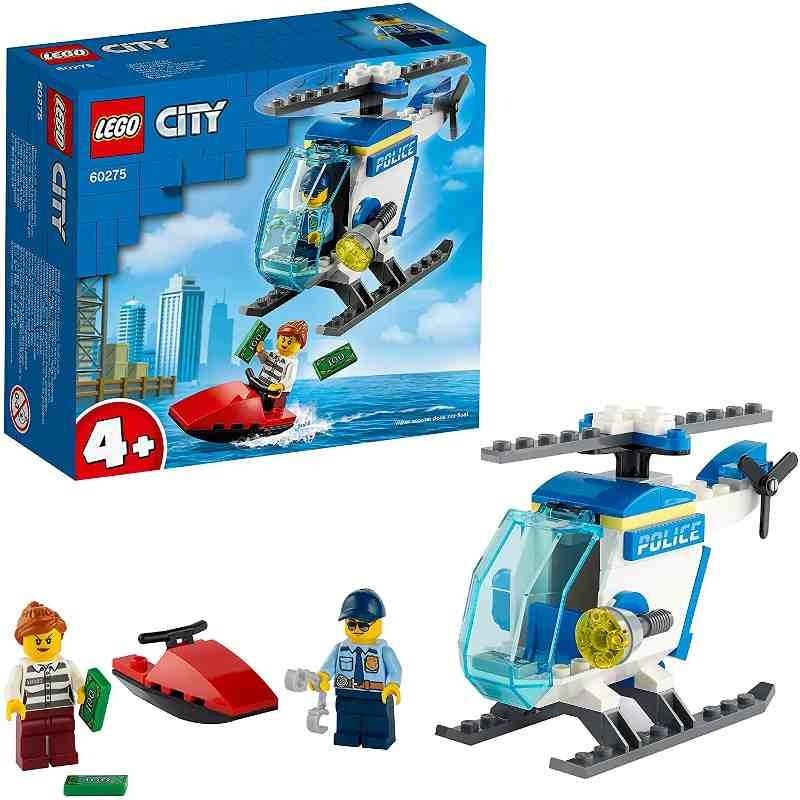 LEGO City 60275 Elicottero della Polizia