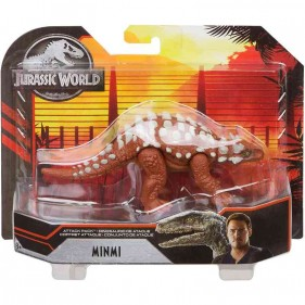 Jurassic World - Dinosauro Minmi