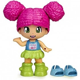 Pinypon - Change My Shoes capelli rosa