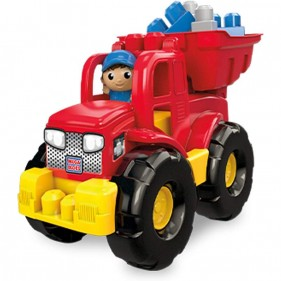 Mega Bloks Camion Trasformabile
