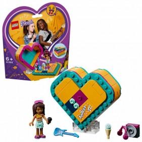 LEGO Friends 41354 Scatola del cuore di Andrea