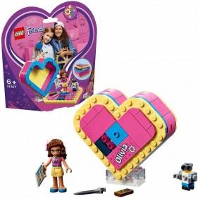 LEGO Friends 41357 Scatola del Cuore di Olivia