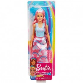 Barbie Dreamtopia Principessa Arcobaleno