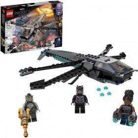 LEGO Marvel 76186 Il dragone volante di Black Panther
