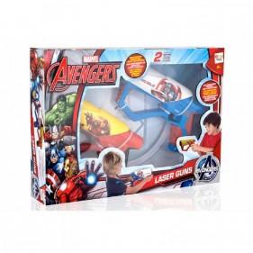 Avengers Pistole laser con luci e suoni