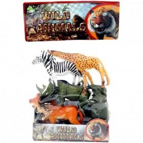 Busta Animali dello Zoo