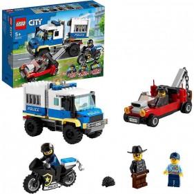LEGO City 60276 Trasporto dei prigionieri della polizia