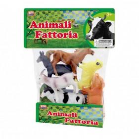 Busta Animali della Fattoria
