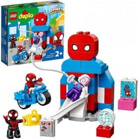 LEGO Duplo 10940 Il quartier generale di Spider-Man