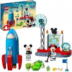 LEGO Disney 10774 Il Razzo Spaziale di Topolino e Minnie
