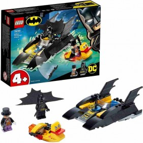 LEGO 76158 All'inseguimento del Pinguino con la Bat-barca!