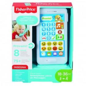 Fisher Price - Smartphone Lascia Un Messaggio